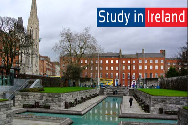 To Study In Ireland
